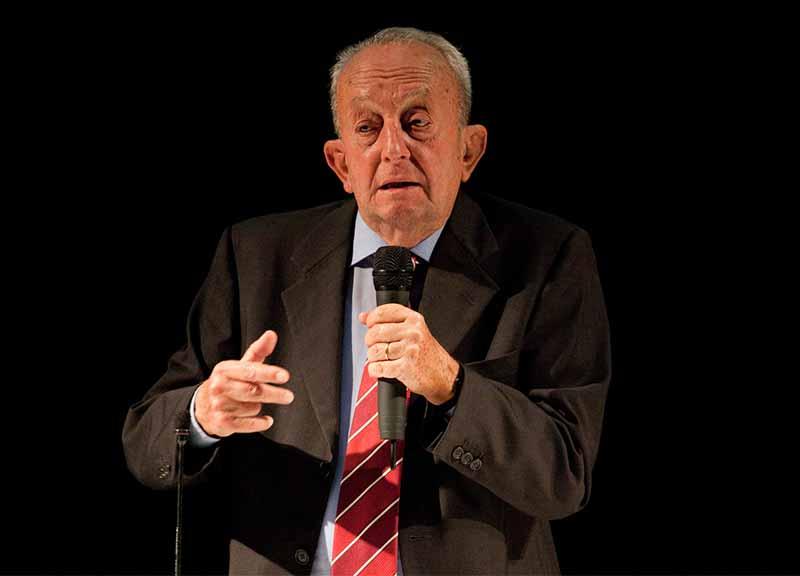 La Rete saluta il Professor De Mauro
