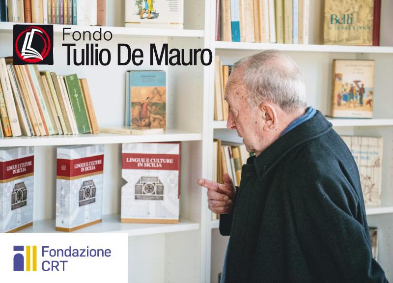 Fondo Tullio De Mauro